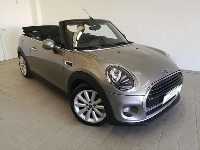 Left hand drive MINI COOPER CABRIOLET SD