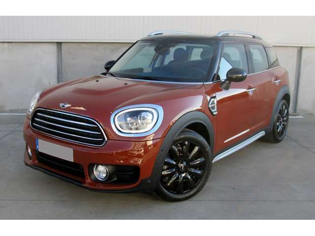 Left hand drive MINI COUNTRYMAN DIESEL SPANISH REG