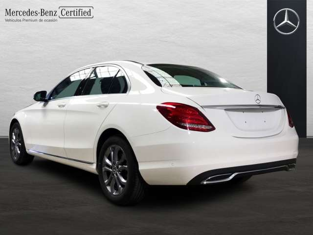 Left hand drive MERCEDES C CLASS  200 d 7G Plus SPANISH REG