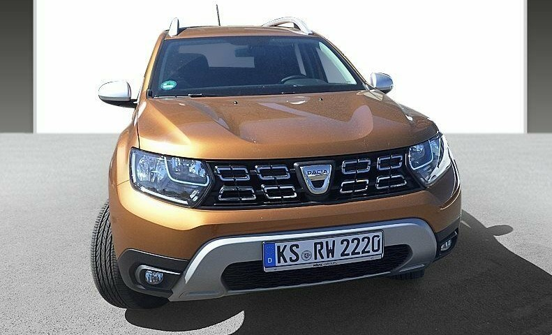 lhd DACIA DUSTER (09/2019) - BROWN