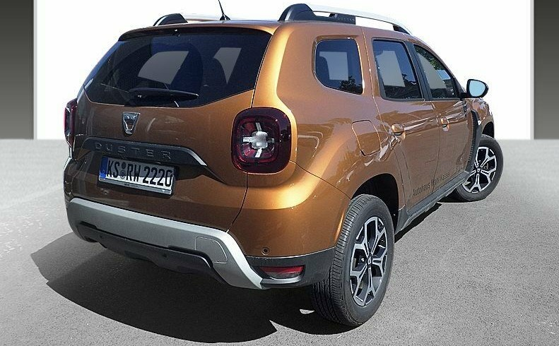 DACIA DUSTER (09/2019) - BROWN - lieu:
