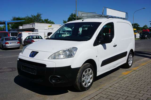 Lhd PEUGEOT PARTNER (06/2008) - WHITE