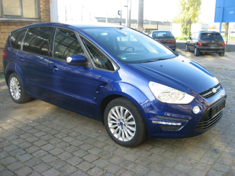 lhd FORD S MAX (01/2014) - BLUE