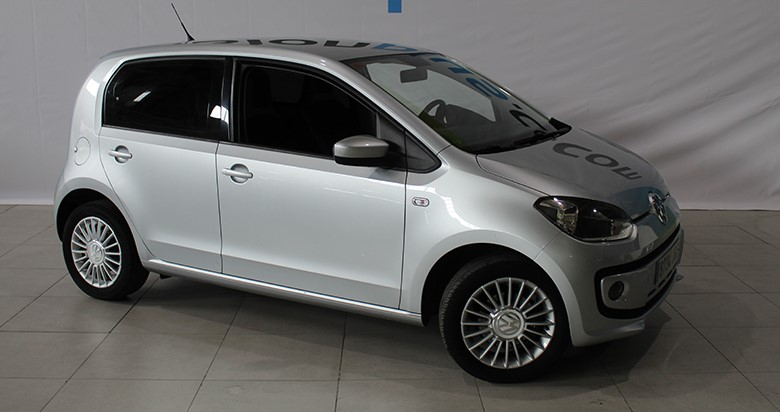 Left hand drive VOLKSWAGEN UP HIGH UP SPANISH REG