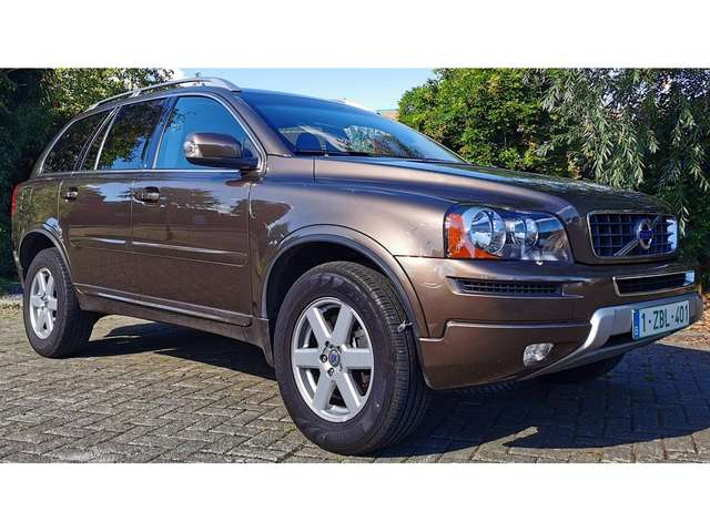 lhd VOLVO XC 90 (04/2014) - BROWN