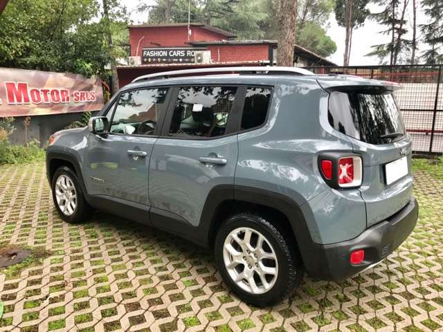 Lhd JEEP RENEGADE (09/2017) - GREY