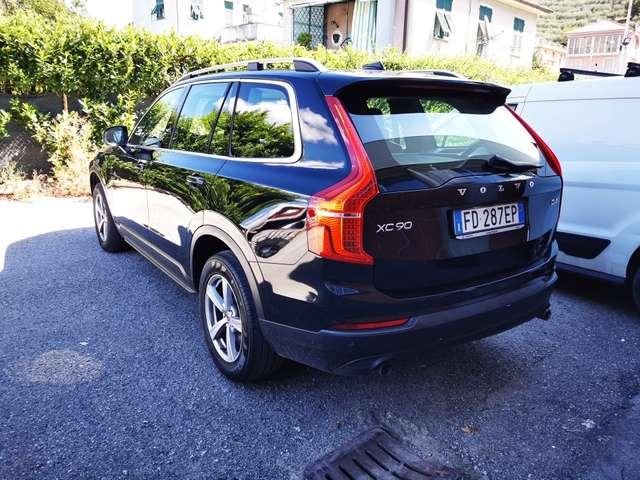 Left hand drive VOLVO XC 90  D4 Geartronic 7 seats Business