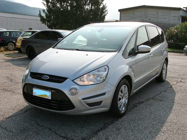 Left hand drive FORD S MAX 2.0 TDCI 7 SEATS