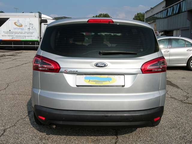 Lhd FORD S MAX (04/2013) - BLUE