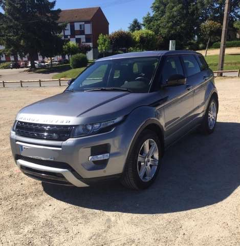 Left hand drive LANDROVER RANGE ROVER EVOQUE Mark II SD4 Dynamic