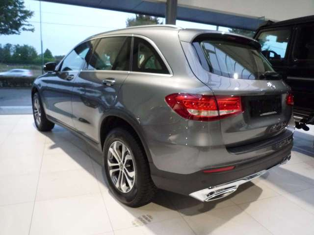 Left hand drive MERCEDES GLC  250 4-M Distronic