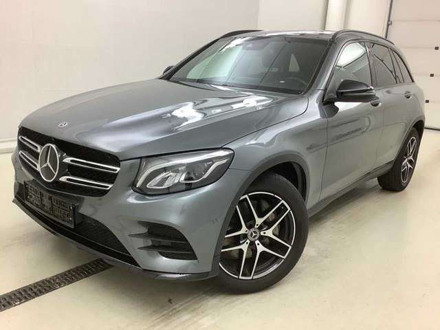 Left hand drive MERCEDES GLC 250 GLC2504Matic Aut