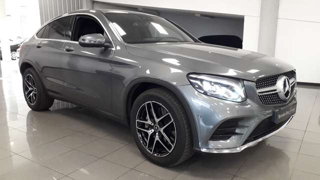 Left hand drive MERCEDES GLC  220 Coup� d 4Matic Aut