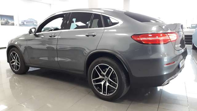 MERCEDES GLC (03/2019) - GREY