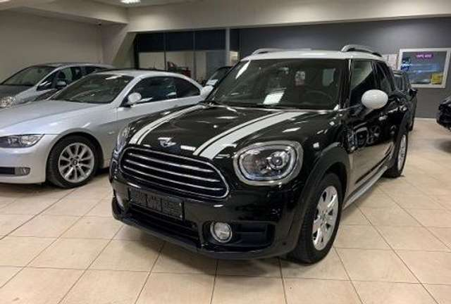 Left hand drive MINI COOPER countryman 150ch spanish reg