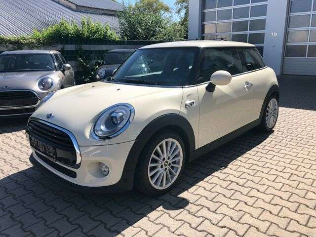 Lhd MINI COOPER (03/2018) - WHITE