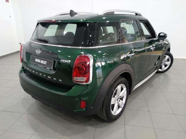 Left hand drive MINI COUNTRYMAN cooper 100 kW spanish reg