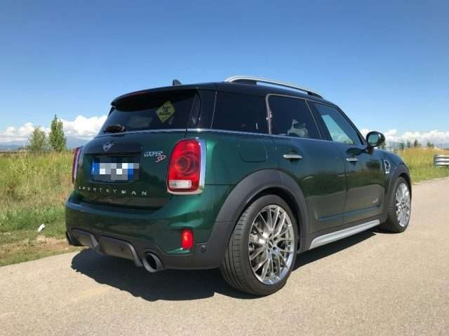 Left hand drive MINI COUNTRYMAN SD 2.0 Automatic
