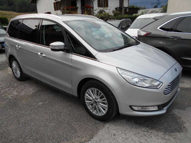 Left hand drive FORD GALAXY 2.0 TDCi 150 CV S&S Titanium Business