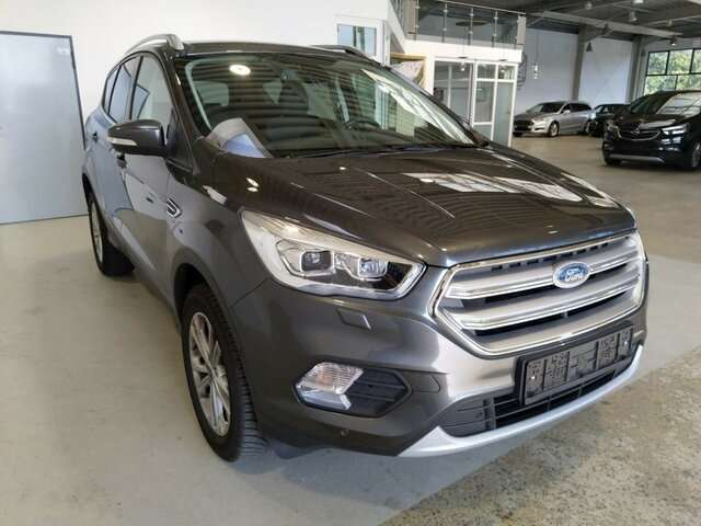 lhd FORD KUGA (10/2019) - GREY