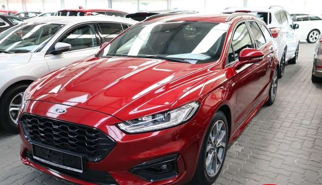 lhd FORD MONDEO (06/2019) - RED