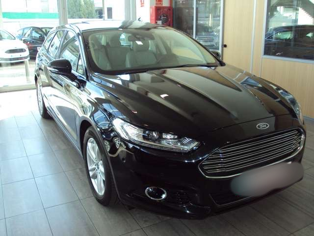 lhd FORD MONDEO (07/2019) - BLACK