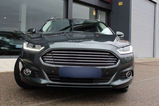 lhd FORD MONDEO (12/2018) - GREY