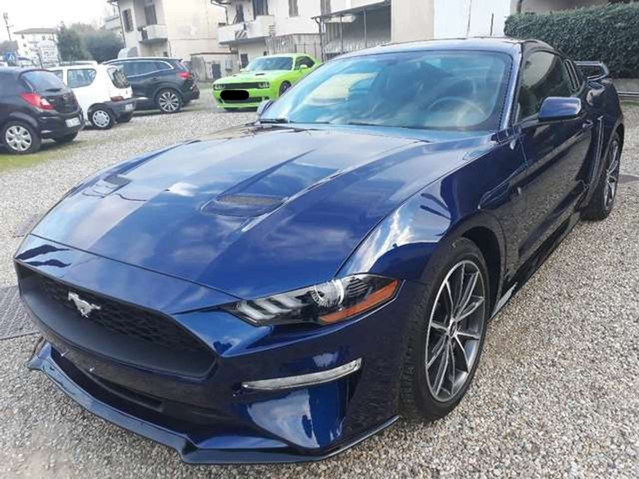 Left hand drive FORD MUSTANG 2.3