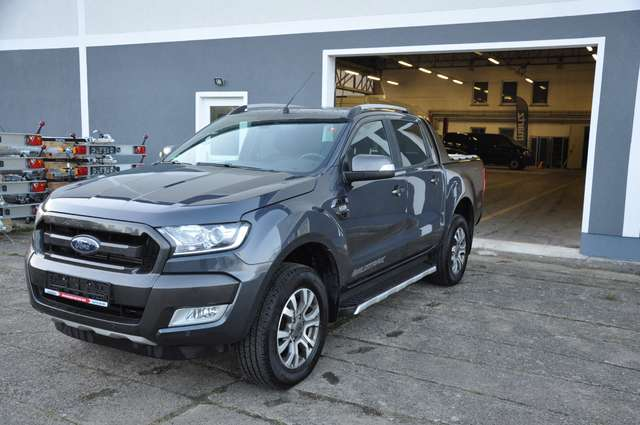 Left hand drive FORD RANGER 4x4 Wildtrak