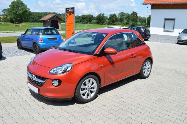 Left hand drive OPEL ADAM 1.4