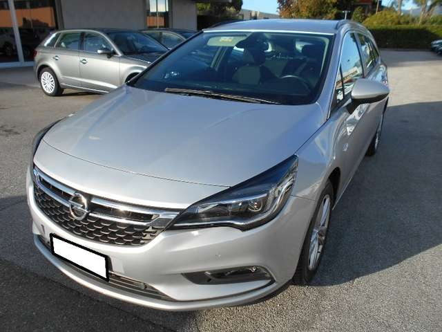 Left hand drive OPEL ASTRA 1.6 CDTI Business AT6 SW