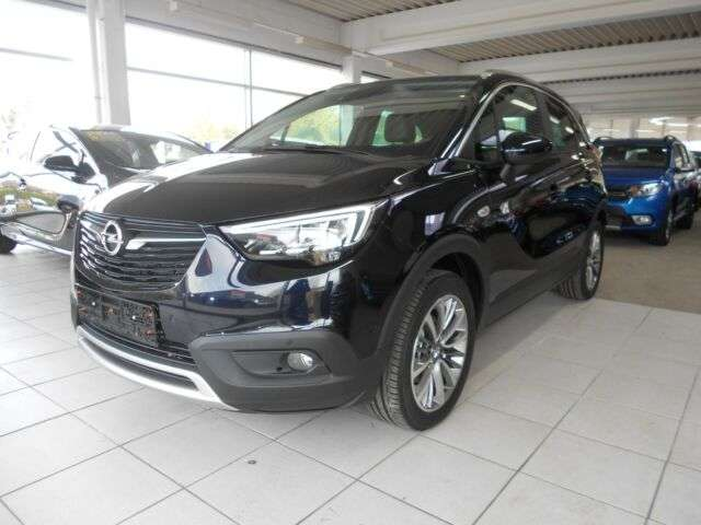 Left hand drive OPEL CROSSLAND X Ultimate