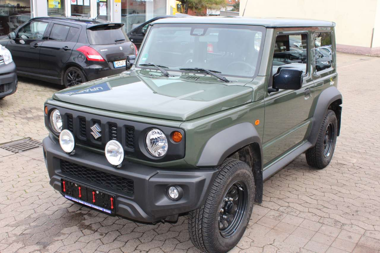 Left hand drive SUZUKI JIMNY  1.5 ALLGRIP Comfort Hunter