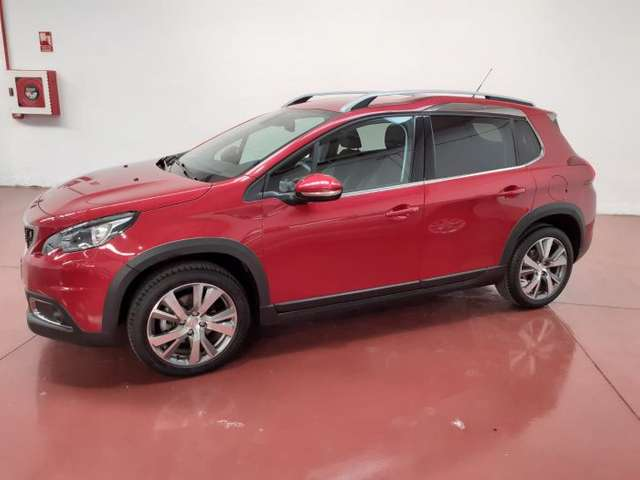 lhd PEUGEOT 2008 (02/2019) - RED