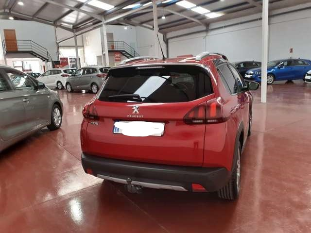 PEUGEOT 2008 (02/2019) - RED