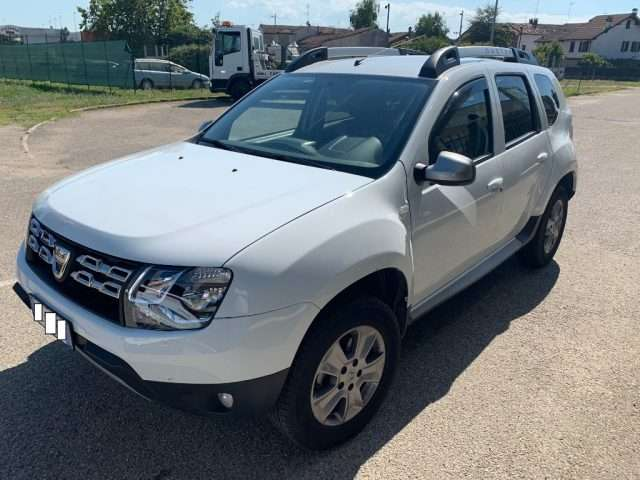 Left hand drive DACIA DUSTER 1.5 DCI S AND S