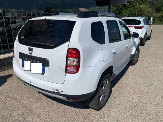 DACIA DUSTER (04/2018) - WHITE