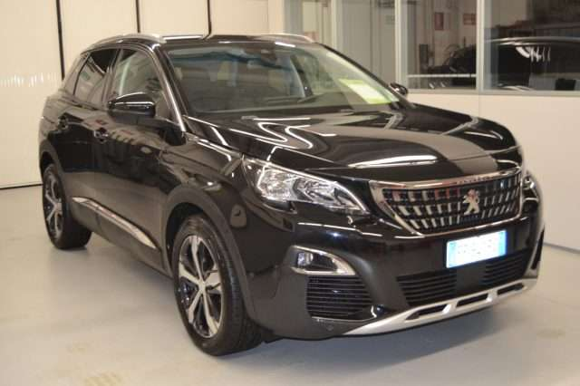 Left hand drive PEUGEOT 3008  BlueHDi 130 EAT8 S&S Allure