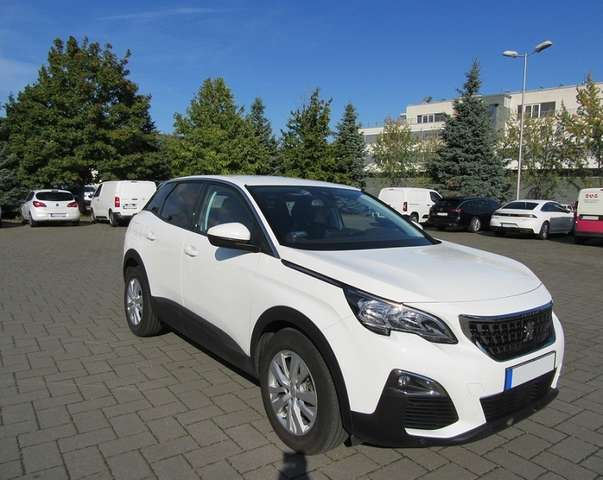Lhd PEUGEOT 3008 (06/2020) - WHITE