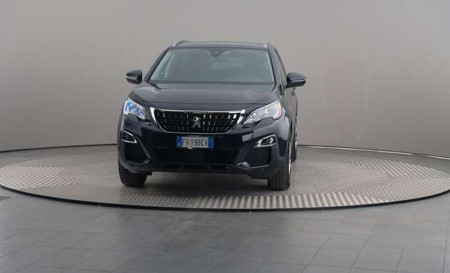 Left hand drive PEUGEOT 3008 Bluehdi 130cv S AND S Business
