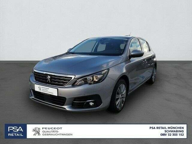 Left hand drive PEUGEOT 308 BlueHDi 130 EAT8 SW ALLURE