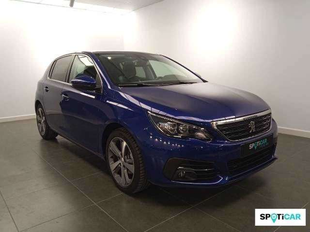 Left hand drive PEUGEOT 308 1.5 HDI S AND S SPANISH REG