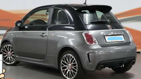 Left hand drive ABARTH 500  1.4 16v T-Jet SPANISH REG