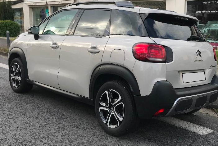 Left hand drive CITROEN C3 AIRCROSS  PureTech 110 S&S EAT6 FRENCH REG