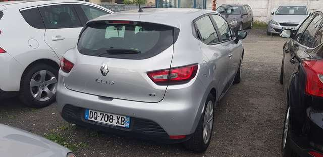 Left hand drive RENAULT CLIO iv dci 75 eco2 90g business