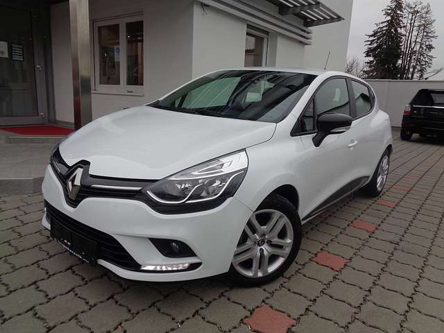Left hand drive RENAULT CLIO 4ever 90