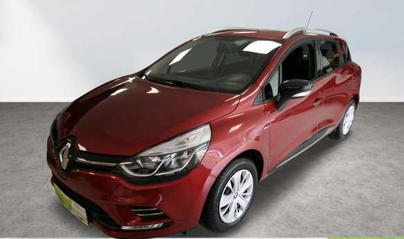 Left hand drive RENAULT CLIO TCE