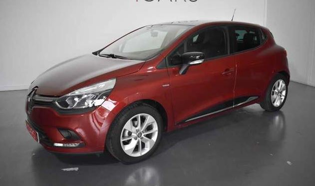 Left hand drive RENAULT CLIO 1.2 Limited 55kW