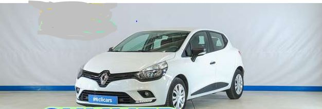 Left hand drive RENAULT CLIO 1.5dCi Energy Business 55kW