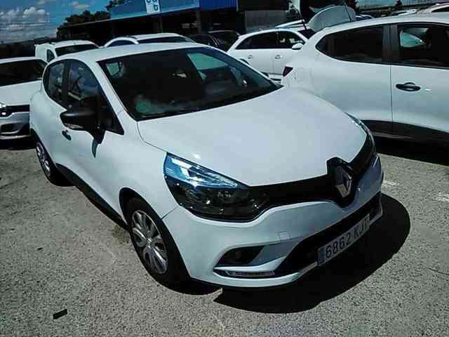 Left hand drive RENAULT CLIO 1.5dCi Energy Business 66kW